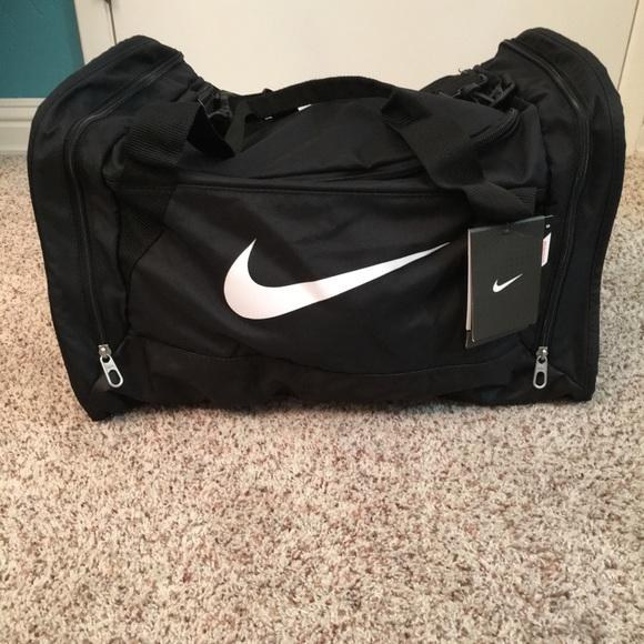 Black Nike Duffel Bag!